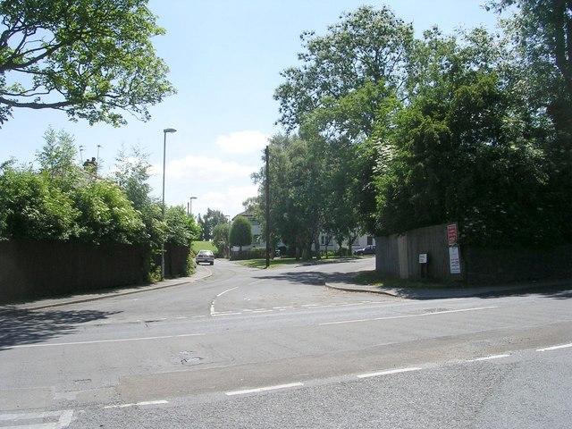 Hawkhill Avenue - Park Road