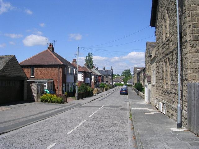 Carrington Terrace - Park Road