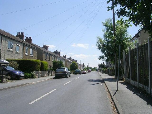 Silverdale Avenue - Park Road