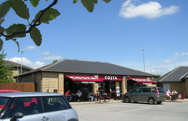 Costa - Guiseley Retail Park