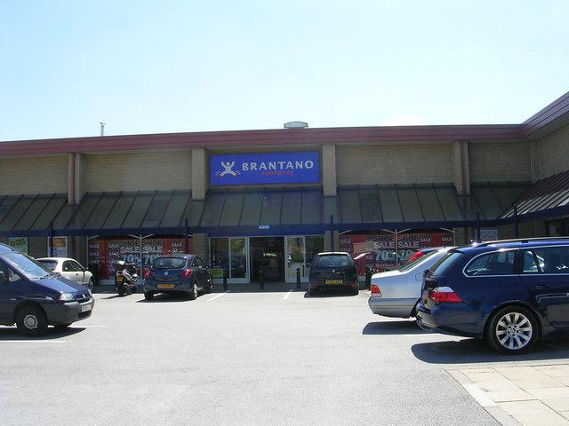 Brantano Shoe Shop In Inverness