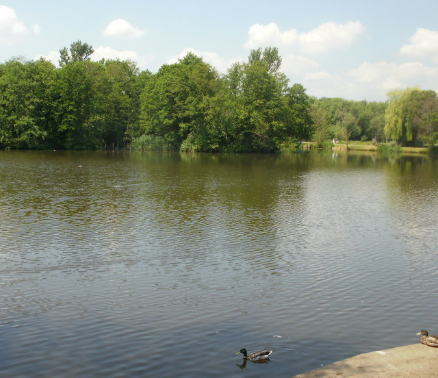 Lydney Boating Lake
