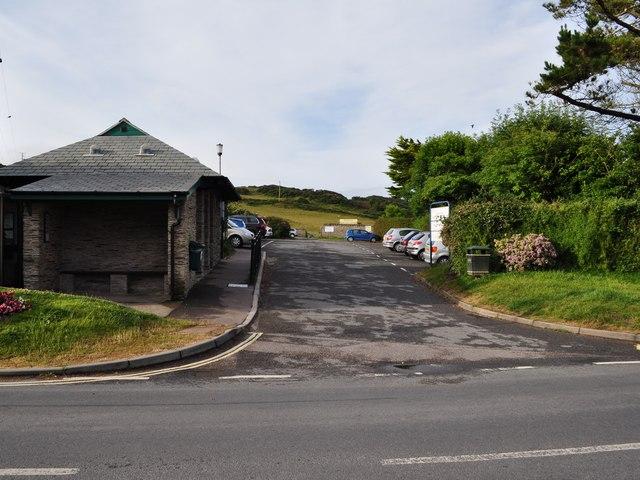 Mortehoe Car Park and Public Convenience