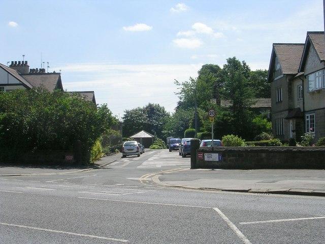 Ghyll Royd - Leeds Road