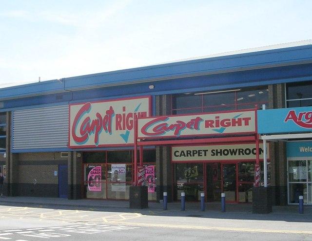 Carpet Right - West Side Retail Park