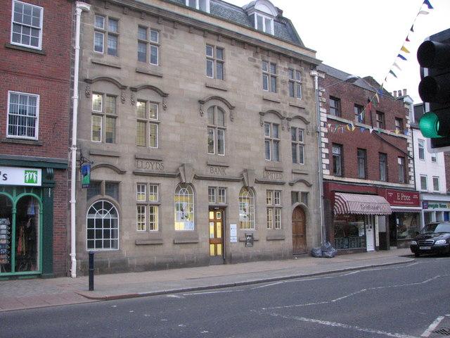 Lloyds Bank, Morpeth