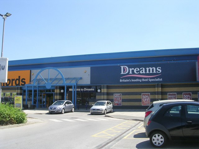 Dreams - West Side Retail Park