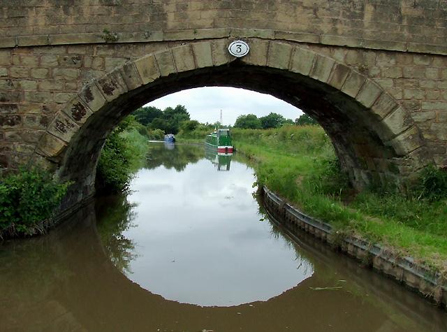 Ashby Canal near Marston Jabbett, Warwickshire