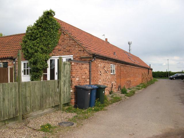 Farm buildings conversion