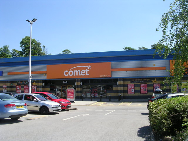 Comet - West Side Retail Park