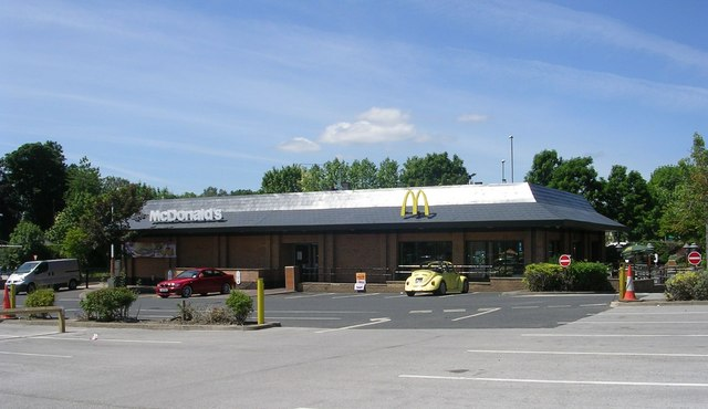 McDonald's - West Side Retail Park