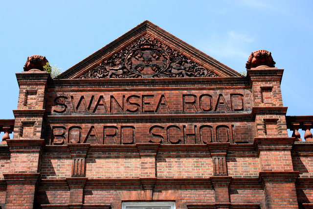 Swansea Road Board School