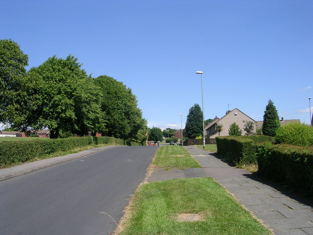 Spenser Road - off Nunroyd Avenue