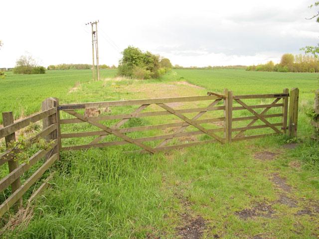 Bridleway to Fosse Way (1)