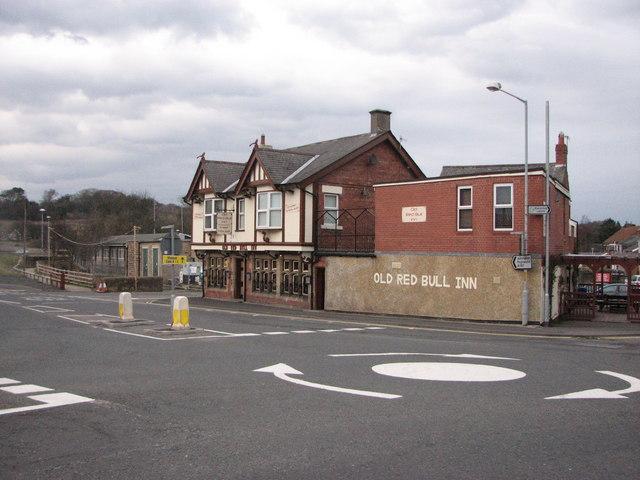 Old Red Bull Inn, Morpeth