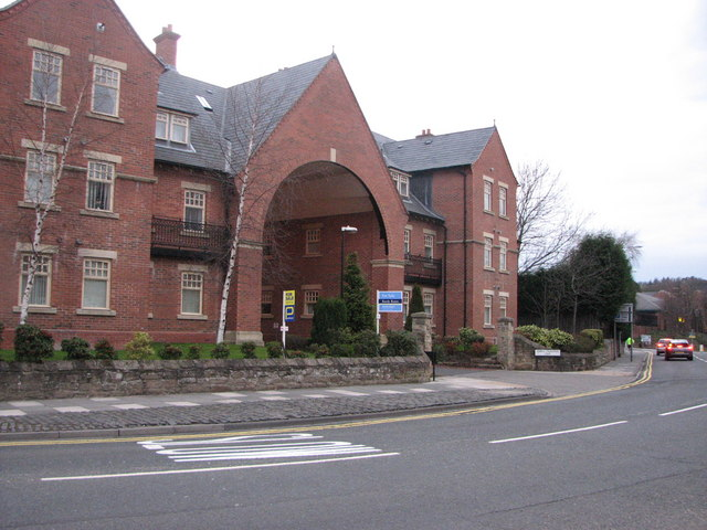 Admiral Collingwood Court, Morpeth