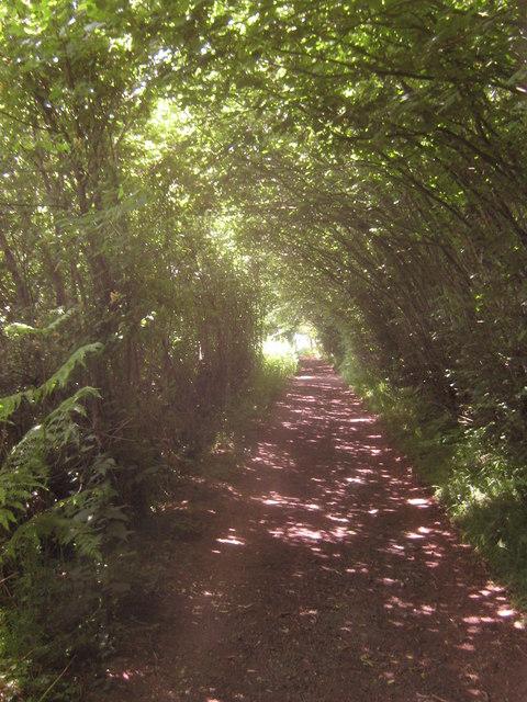 Bridleway to Round House Farm