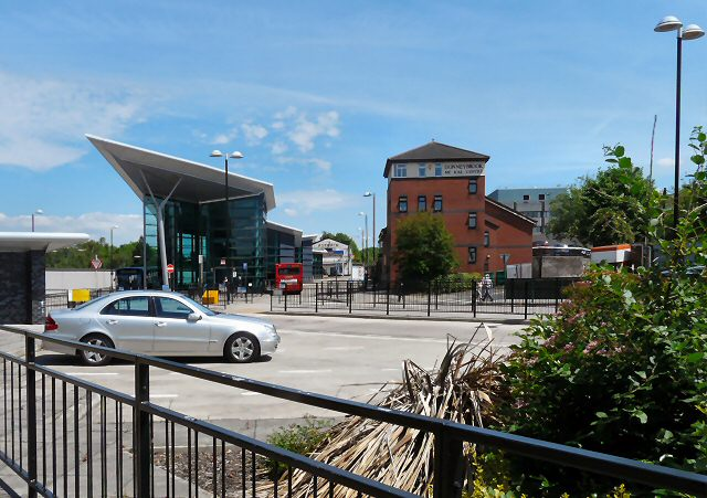 Hyde Bus Station