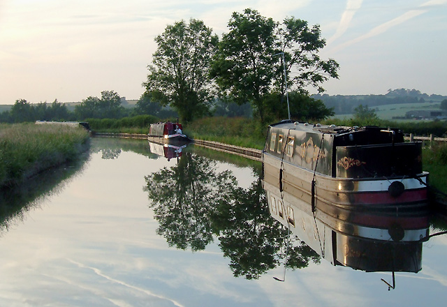 The Coventry Canal near Polesworth, Warwickshire