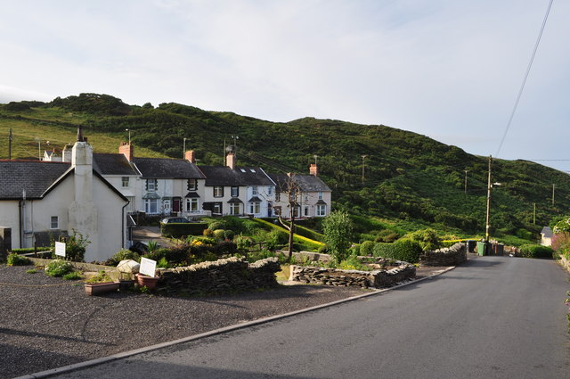 Cottages to the south of Mortehoe
