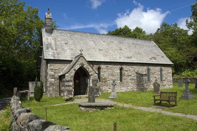 Seathwaite Church