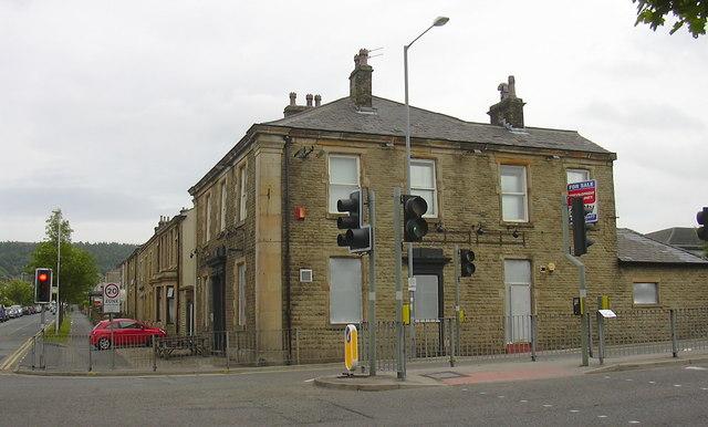 """The Adelphi"" (Pub) 16-18 Avenue Parade Accrington Lancashire"
