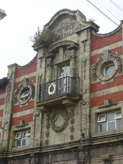"""Empire Picture Palace"" Edgar Street, Accrington"