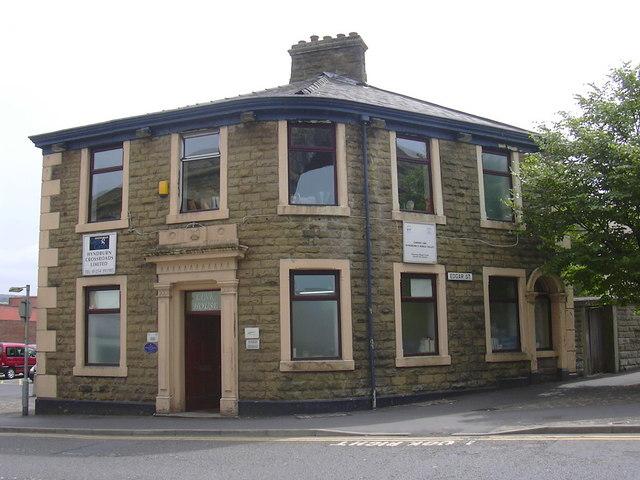 "Hyndburn Crossroads Ltd ""Link House"" 23 Kings Street, Accrington, Lancs, BB5 1PR"