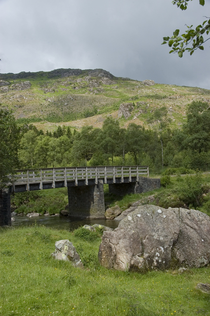 Bridge over the River Duddon