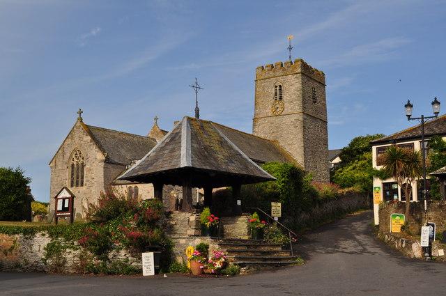 Mortehoe Parish Church