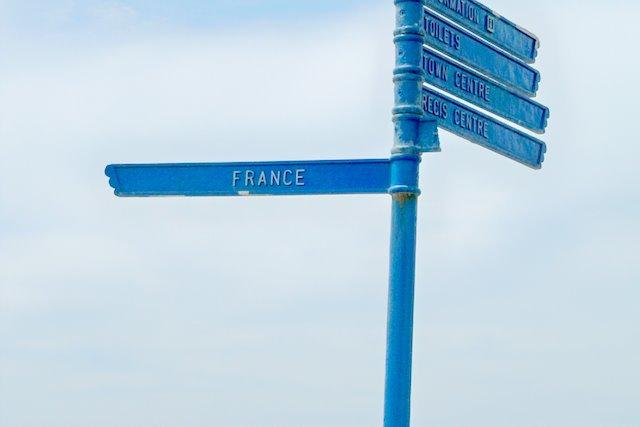 Signpost -Bognor
