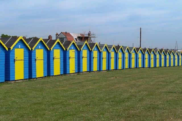 Beach Huts - Felpham