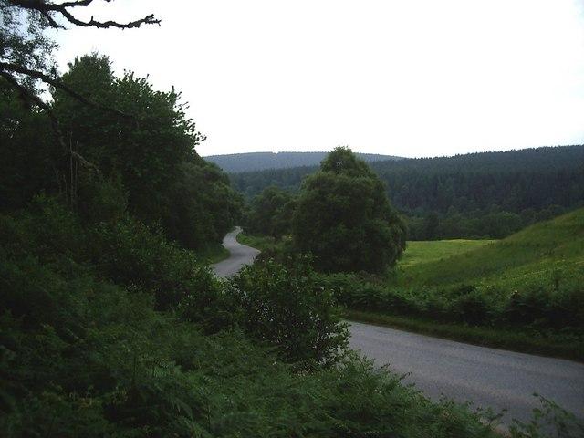Tillydrine road