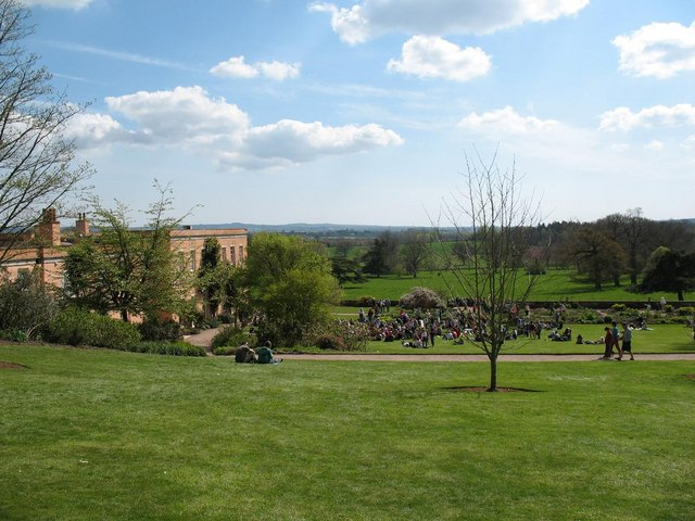 Killerton House and grounds