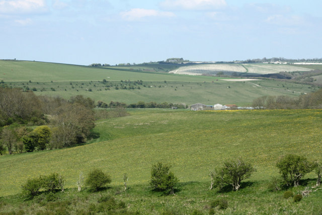 2010 : At the top of Fernicombe