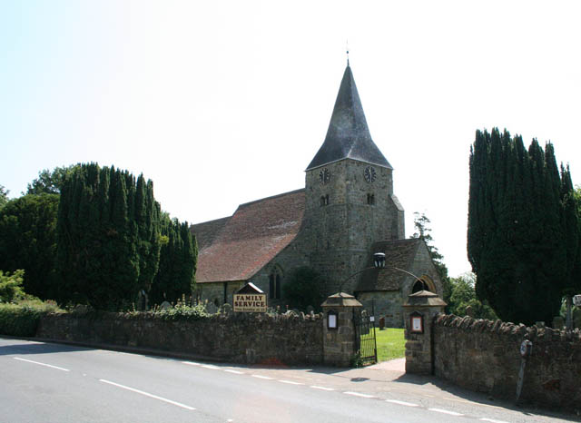 St. Bartholomew's Church, Burwash