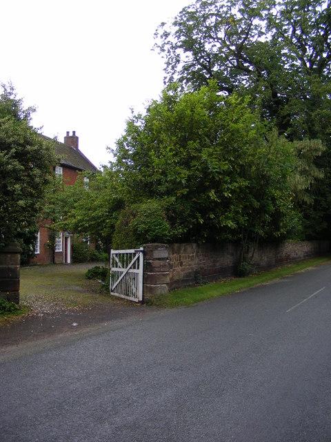 Upper Ludstone House