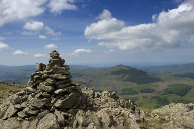 Summit Cairn, Grey Friar