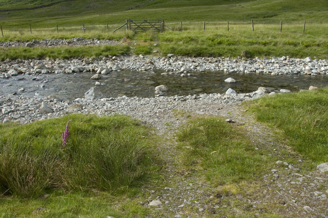 Ford to Gaitscale over the River Duddon
