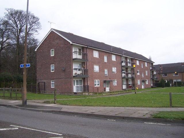 Flats on Studmoor Road