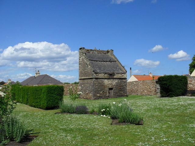 Doocot at Preston Tower