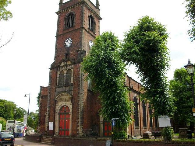 Church of St Edmund