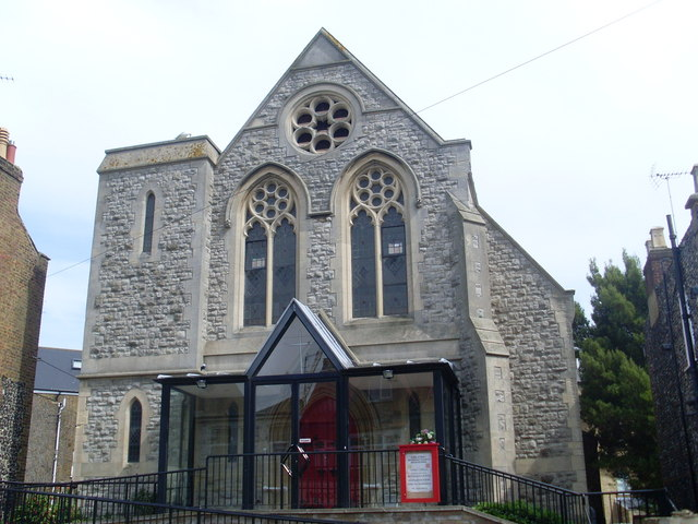 Broadstairs Methodist Church, Kent