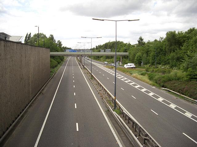 M67 motorway, Hyde