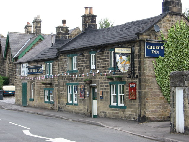 Darley Dale - Church Inn