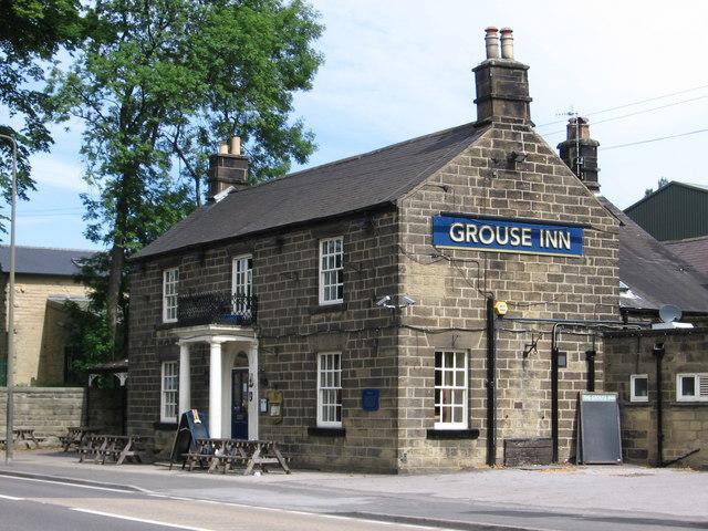 Darley Dale - Grouse Inn