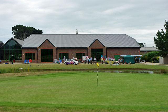 Rustington Golf Centre - clubhouse