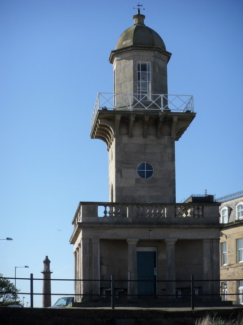 The Lower Lighthouse, Fleetwood