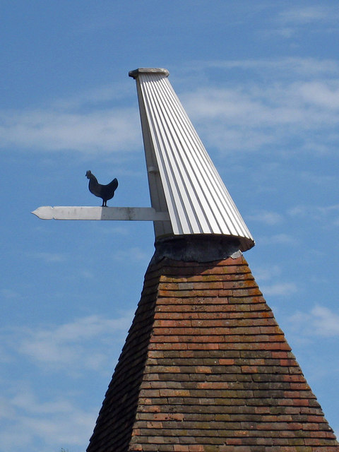 Cowl of Charity Farm Oast