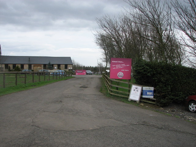 Whitehouse Farm Centre